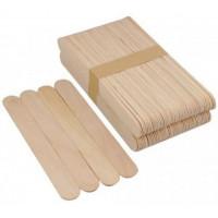 Деревянные палочки для депиляции (шпателя) 100шт