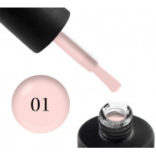 COUTURE COLOUR COVER RUBBER BASE COAT № 1