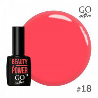 GO ACTIVE 018 BEAUTY IS POWER