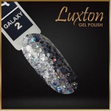 Luxton Гель лак Galaxy 02