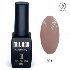 Гель лак Milano Nude collection - 001