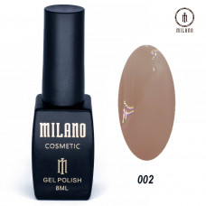 Гель лак Milano Nude collection - 002