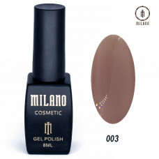 Гель лак Milano Nude collection - 003
