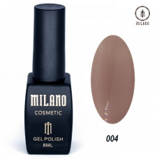 Гель лак Milano Nude collection - 004