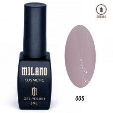 Гель лак Milano Nude collection - 005