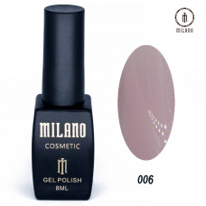 Гель лак Milano Nude collection - 006