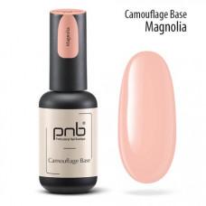 Камуфлирующая база PNB, Магнолия, персиковый