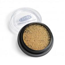 PNB Бульонки Metal Beads Cool Gold 0,6мм