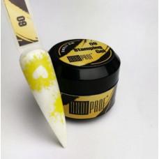 ANDI Гель-краска для стемпинга (желтая)
