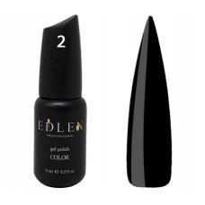 Гель лак Edlen Professional 9ml 002