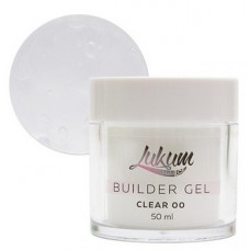 Lukum Builder Gel Clear №00