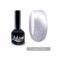 Гель лак Lukum Crystal Cat 01