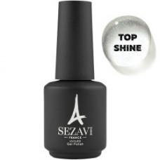 Sezavi Top Shine Закрепитель с мелким шиммером