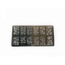 Пластина для стемпинга Maisheng 18