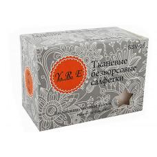 YRE Безворсовые салфетки 6*10 см, 100 шт тканевые